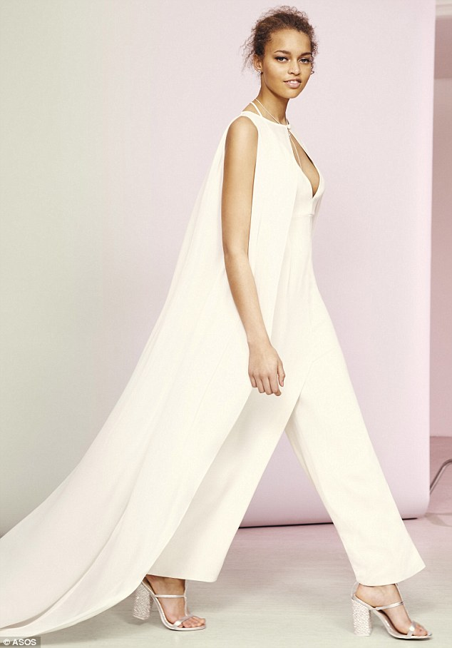 Image result for bridal jumpsuits