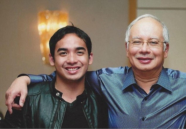 Image result for Najib Razak Grand Poobah