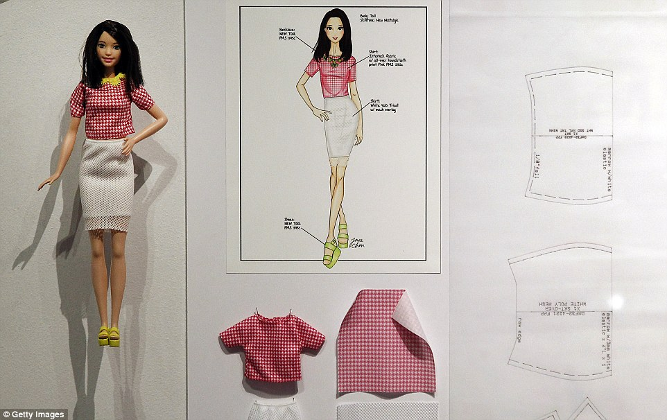 Barbie doll exhibition at Museum of Decorative Dolls in Paris shows glamorous designs  Daily