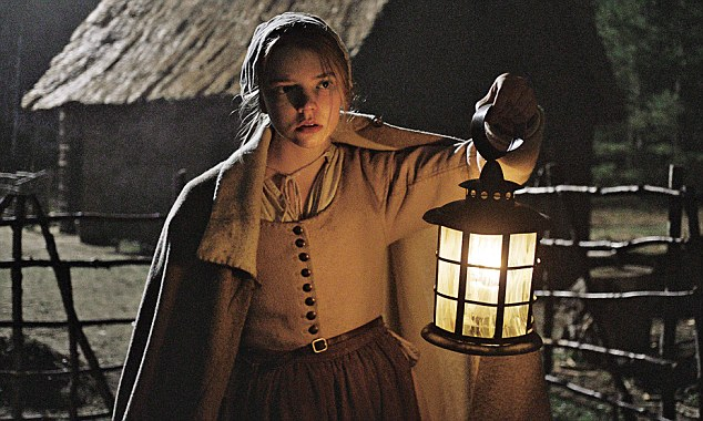 The Witch Review There Be Witches In Them Thar Woods! A