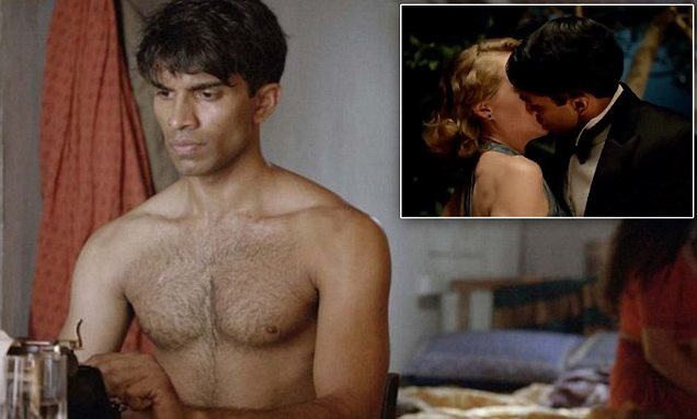 Indian Summers Nikesh Patel Reveals His Shirt Comes Off