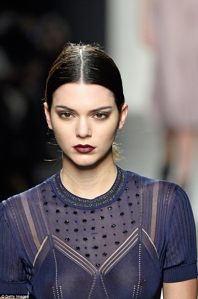 Give Your Top Knot Hairstyle A Runway Inspired Upgrade