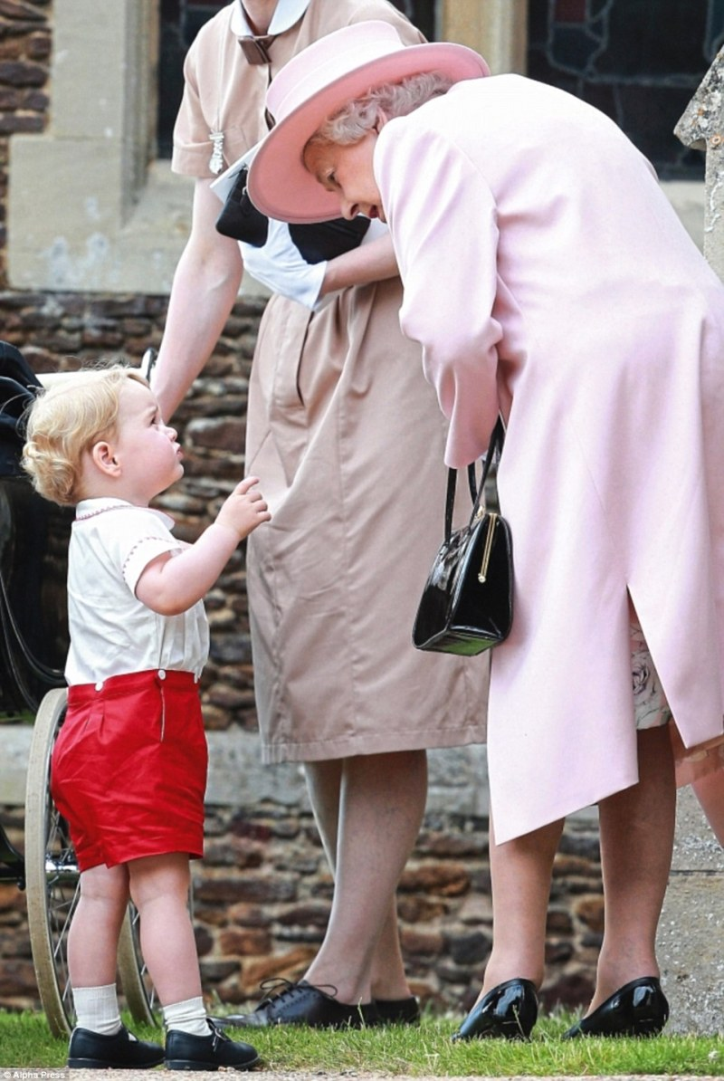 A candid new documentary featuring more royals than ever before reveals some never before seen insights into the Queen's life as she reaches her 90th birthday. The Duchess of Cambridge reveals that her son Prince George calls the Queen Gan-Gan