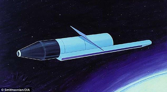 La Russie a annoncé qu'elle testerait un moteur nucléaire en 2018 qui pourrait aider les cosmonautes à atteindre Mars en seulement six semaines.  Cela se compare aux 18 mois dont le vaisseau spatial a actuellement besoin pour se rendre sur Mars.  L'Union soviétique avait plus de 30 satellites alimentés par fission pendant la guerre froide, comme ce Rorsat