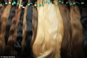 1 500 russian hair extensions