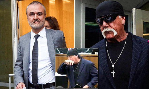 Hulk Hogan wins sex tape lawsuit against Gawker with jury awarding him $115M