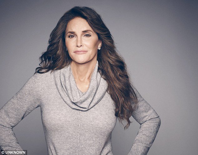 'I'm so much happier': Caitlyn Jenner says her life has been transformed since she made the transition