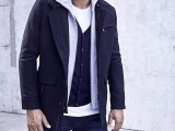 Lance Franklin Smolders In Shoot For Mens Fashion Label Politix Daily Mail Online