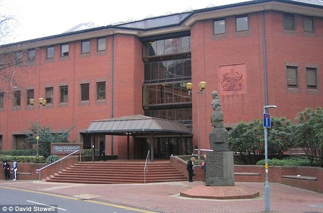 During his trial at Birmingham Crown Court Hammad was told he would serve a minimum of 25 years in jail