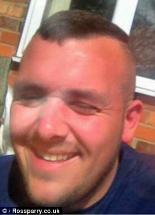 Dean McIntyre, 27, who died in a car crash caused by James Maughan