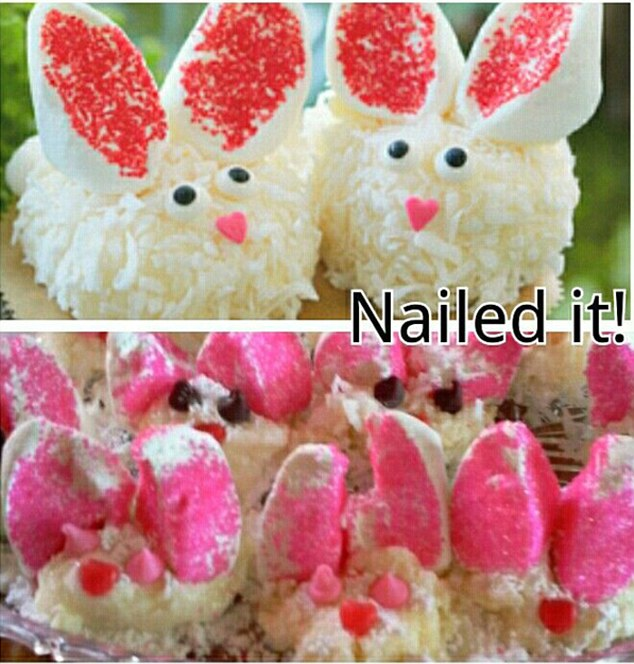 Easter Cakes Mary Berry