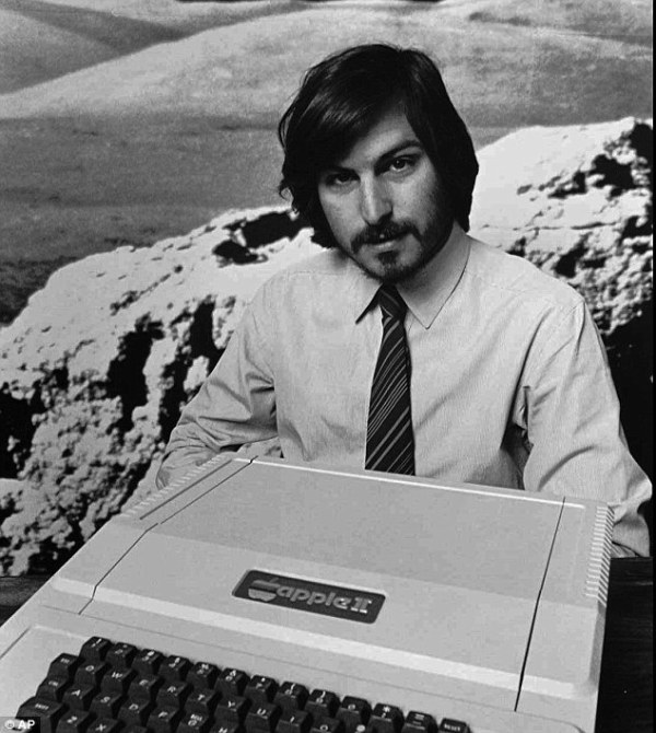 Photographer reveals how Apple founder Steve Jobs almost