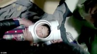 Chinese boy gets his head stuck in a water pipe after ...