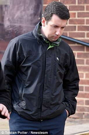 Pc Declan Gabriel, 27, is accused of raping the teenager and carrying out two other sexual assaults on a female on September 21 last year