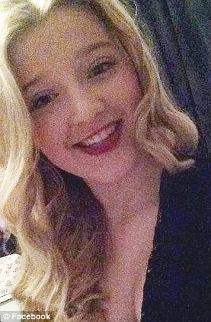 Dione Melville, 15, was found unconscious on Sunday morning at a house in East Calder, West Lothian