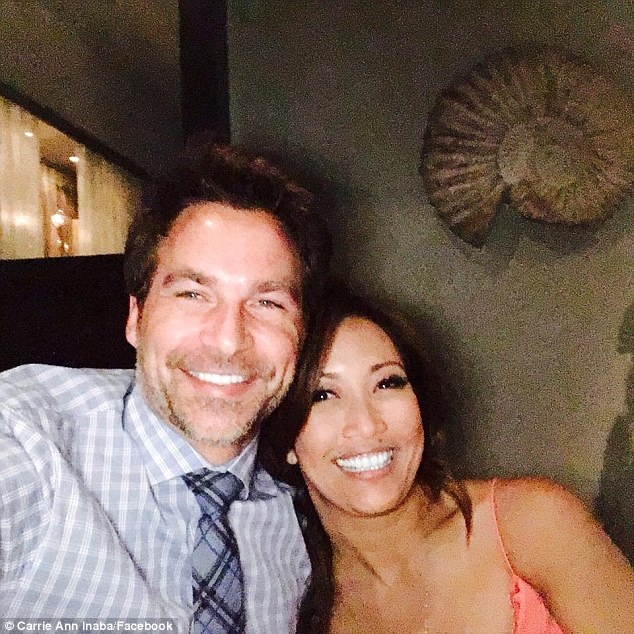 Dancing With The Stars judge Carrie Ann Inaba is dating ...