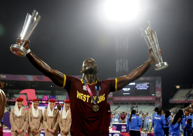 "West Indies captain Darren Sammy used a post-match interview following the four-wicket win at Eden Gardens to say his team felt ""disrespected by our board"""