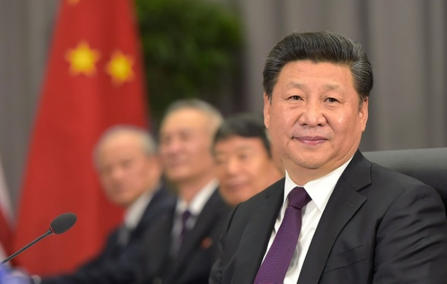 Critics say Chinese President Xi Jinping (pictured) has built up something of a personality cult. He is known as Xi Dada, or Big Daddy Xi