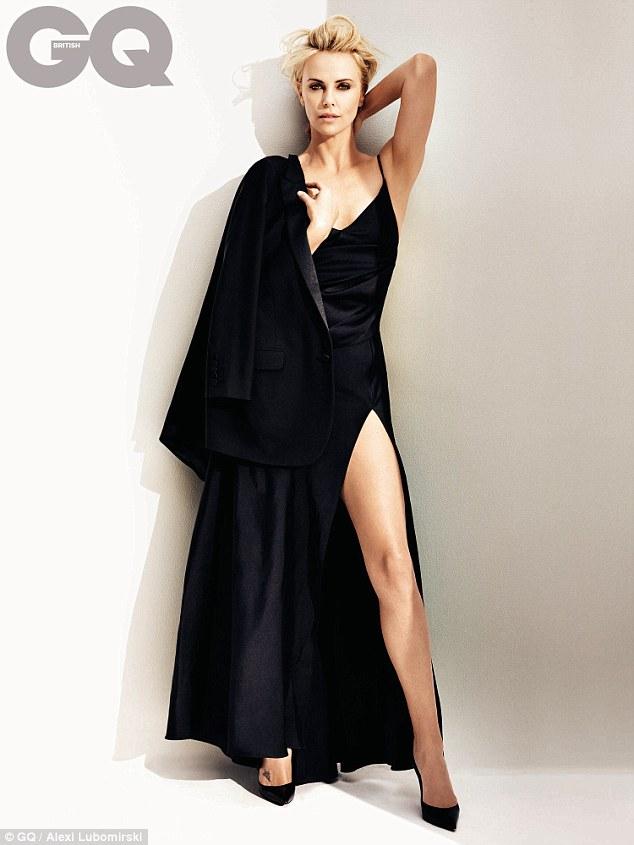 Charlize Theron (GQ Magazine)