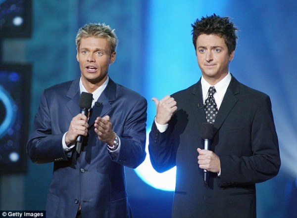 American Idols William Hung and Brian Dunkleman will
