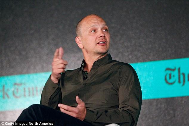 CEO: The angry poster, who has not been verified as a Nest employee, said that Nest CEO Tony Fadell (pictured) is an awful boss who overworks his employees who are so tired that they sleep in corners of the office