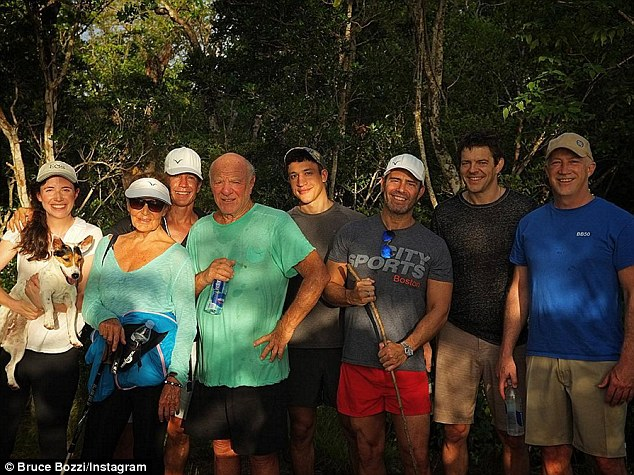 Clifton Dassuncao Goes On Second Vacation On Barry Diller