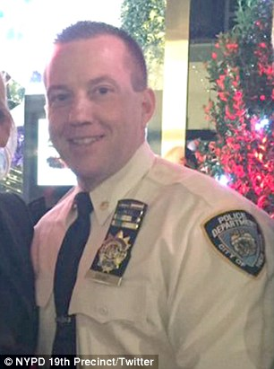 Investigators discovered that on multiple occasions Grant (above) personally escorted Jeremy Reichberg, a prominent figure in Borough Park , from the airport after overseas trips to pick up diamonds