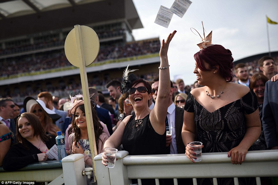 Tomorrow's Grand National is the biggest betting race in the UK and will be screened on Channel 4
