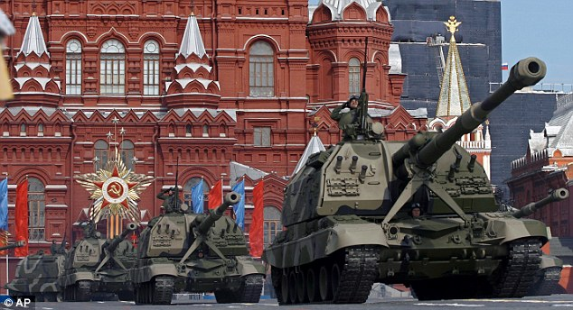 Reitschuster says the commanders of this secret army are drawn from GRU military intelligence and elite WDW airborn troops, adding; 'This fighting force in enemy territory is a mainstay in Putin's hidden war against the West'