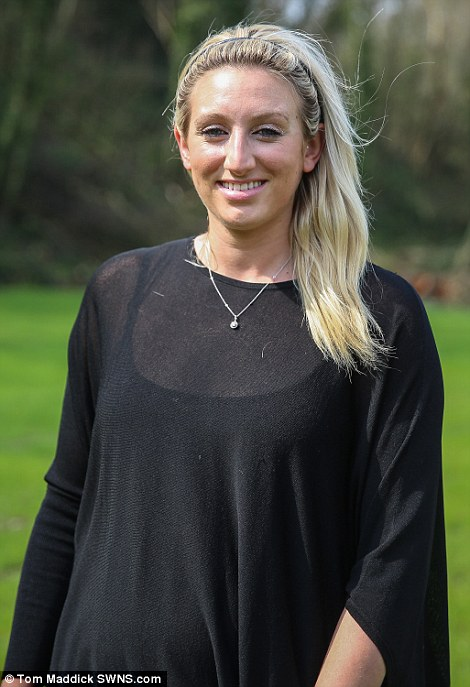 MrsWillett (pictured) described her husband as a 'devoted golfer'
