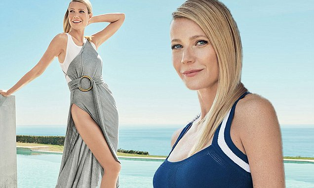 Gwyneth Paltrow urges women to embrace their true sexuality in Self magazine  Daily Mail Online