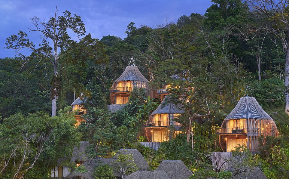 Keemala is a small wellness-focused resort in the woodlands just outside the village and beach of Kamala on the island of Phuket