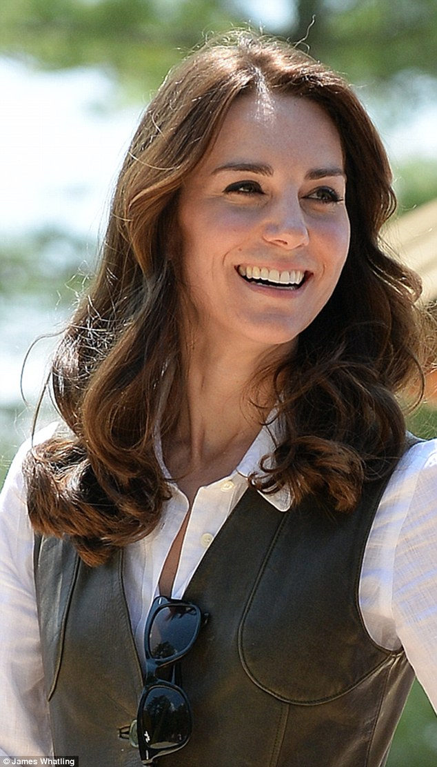 Like Kate Middletons Hair In Bhutan A Stylist Reveals