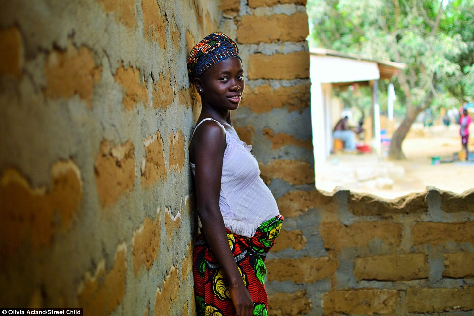 Sierra Leone girls as young as 14 selling their bodies for