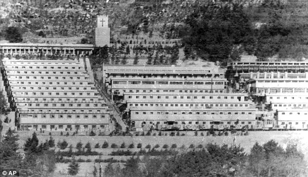 Once an orphanage, Brothers Home (pictured) at its peak had more than 20 factories churning out woodwork, metalwork, clothing, shoes and other goods made by mostly unpaid inmates