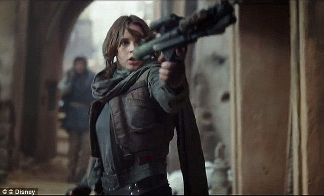Image result for jyn erso