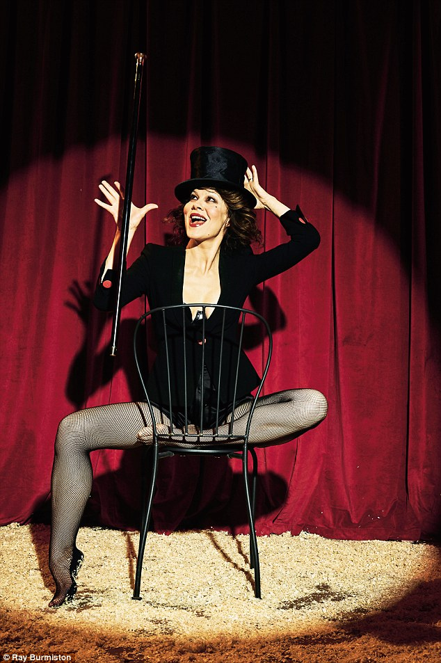 In the flesh Helen McCrory's a fierce, sexy woman with refreshing views on nudity, the NHS and the gender pay gap in Hollywood