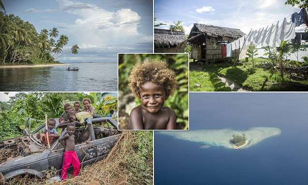 Photographer Fabien Astre documents one year on the enchanting Solomon Islands