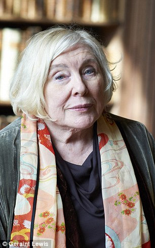 Fay Weldon (pictured) has admitted feminism has done some women more harm than good and has 'undermined men'