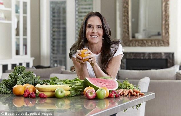 Image result for Janine Allis, founder of Boost Juice