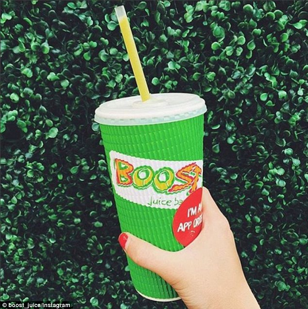 Boost Juice founder Janine Allis reveals her secrets to its success | Daily  Mail Online