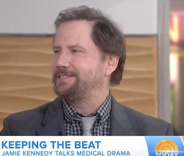 Jamie Kennedy Reveals Has Has Been Struggling With Secret Heart Problem For 35 Years Daily Mail Online