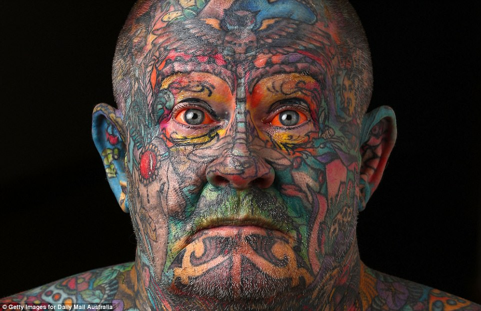 Image result for totally tattooed bodies