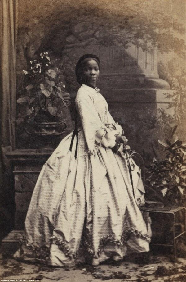 Lady Sarah Forbes Bonetta Davies