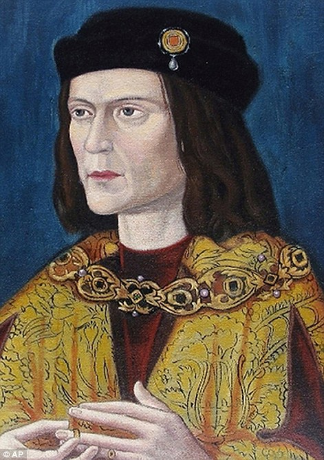 King Richard III was buried with full honours in the city's cathedral