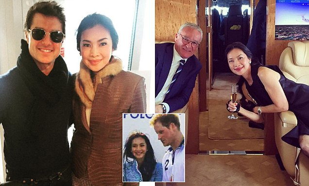 Leicester City owners name Thai PR girl a director  Daily
