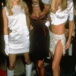 Check Out Throwback Photo of Claudia Schiffer,Naomi Campbell & Elle Macpherson