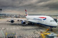 Aviation experts baffled after British Airways A380 lands ...