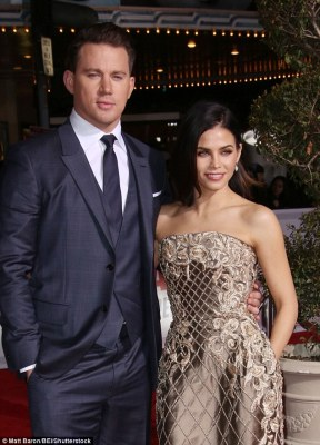 It's not the first time Channing has made a cameo on his wife's social media channels. Jenna regularly posts short videos and snaps of the loved-up pair together