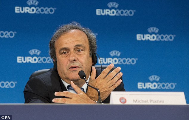 PLATINI TO RESIGN AS UEFA PRESIDENT AFTER BAN APPEAL FAILS